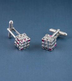 A Beautiful Mind Cufflinks by fourseven