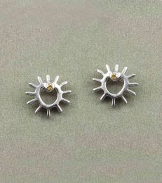 A Sunny Day Stud Earrings by fourseven