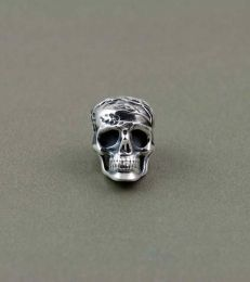 Afterlife skull charmholder bead by fourseven