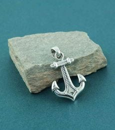fourseven Anchor Pendant