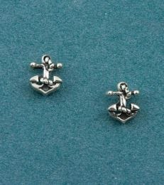 Anchors Away Ear Stud Earrings by fourseven