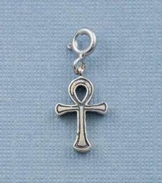 Ankh Charm by fourseven