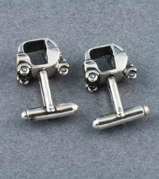 Auto Rickshaw Cufflinks by fourseven