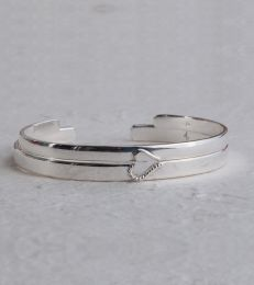 We Just Fit Couples' Cuff Bangles