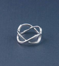 Beyond Infinity Band Ring by fourseven