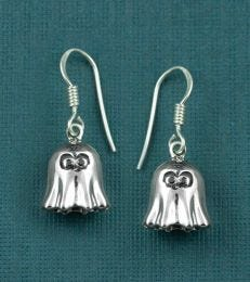 Boo! Dangler Earrings by fourseven