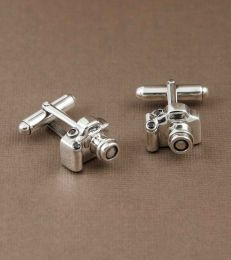 Capture the Moment DSLR Camera Cufflinks by fourseven