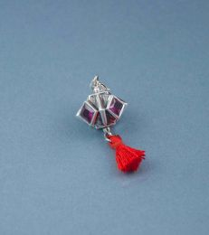 Colourful Kandeel Pendant Charm by fourseven