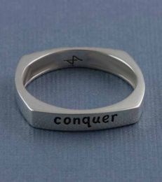 Conquer Message Ring by fourseven