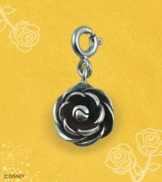 Disney Bold as a Rose Charm by fourseven