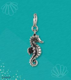 Disney Catch The Waves Seahorse Charm by fourseven