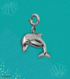 Disney Dive Into Adventures Dolphin Charm by fourseven