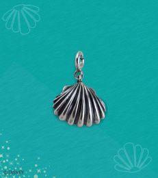 Disney Heart of the Sea Shell Charm by fourseven