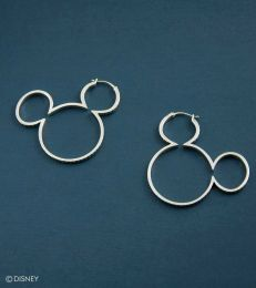 Mickey Rawa Statement Hoop Earrings by fourseven