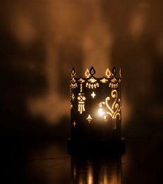 Diwali Tealight Holder by fourseven