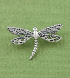 Dragonfly Pendant by fourseven