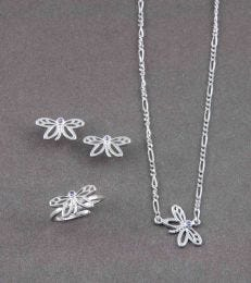 Dreamy Dragonfly Jewellery Set by fourseven