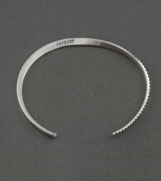 En Mode Message Cuff Bangle - Conquer by fourseven