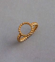 Eternity Golden Ring by fourseven