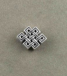 Eternity Knot Story Bead by fourseven