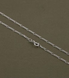 Figaro chain in sterling silver by fourseven
