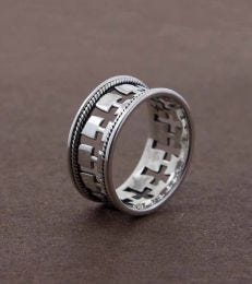 Holy Cross Ring by fourseven