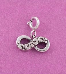 Infinity Charm by fourseven