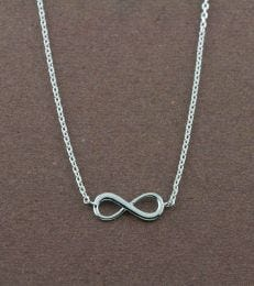 Infinity Necklace by fourseven