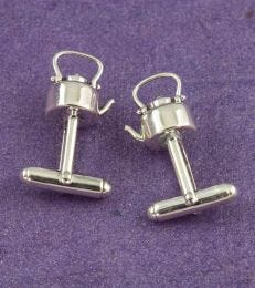 Kettle Cufflinks fourseven