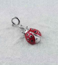 Lucky Ladybug Charm by fourseven