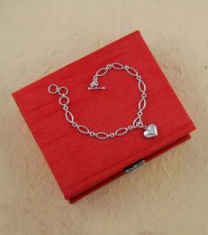 Loving Heart Charm Bracelet by fourseven