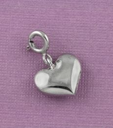 Loving Heart Charm by fourseven