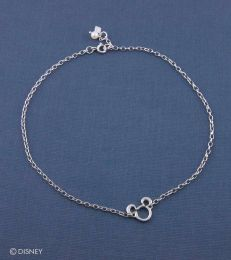 Mickey Mouse Charmholder Anklet by fourseven