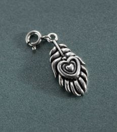 Mor pankh charm by fourseven