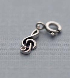 Musical Clef Charm by fourseven