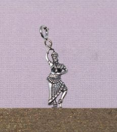 Odissi Dancer Charm by fourseven