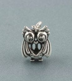 Owl Charm composition picture