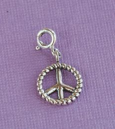 Message of Peace Charm composition picture