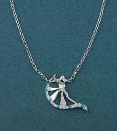 Disney Dance To The Music Of Your Dreams Necklace