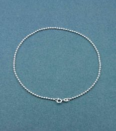 Shimmering Beads Simplity Anklet by fourseven