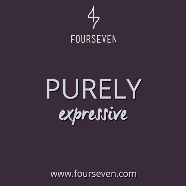 Silver Blue Lotus Charm Rakhi Moli Bracelet by fourseven
