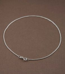 Simplicity Chain Anklet by fourseven