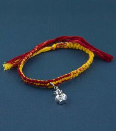 Simplicity bracelet with Kalash Charm by fourseven
