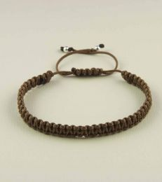 Simply Charming Friendship Bracelet in Brown by fourseven