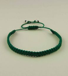 Simply Charming Friendship Bracelet in Green by fourseven