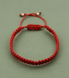 Simply Charming Friendship Bracelet in Red by fourseven