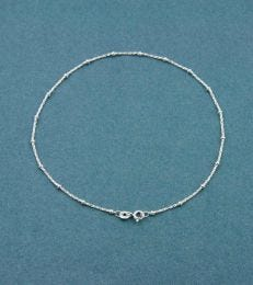 Single Knot Venetian Chain Anklet by fourseven