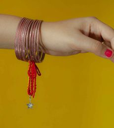 Gift Lumba Moli Rakhi with Starry Starry Night Charm online