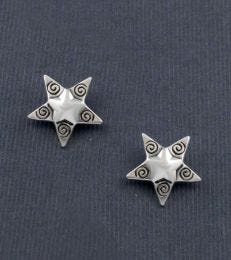 Starry Starry Night Stud Earrings by fourseven