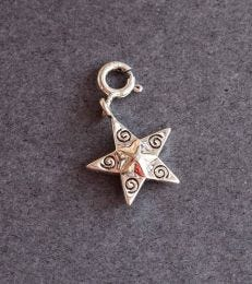 fourseven Starry Starry Night Charm